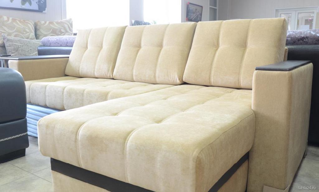 00137 новый диван книжка (флок), от фабрики